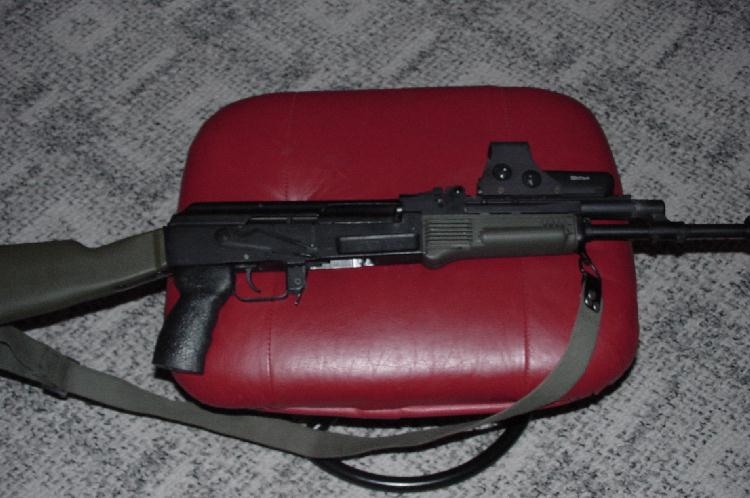 AK-47 optics? - The Optics Talk Forums - Page 1
