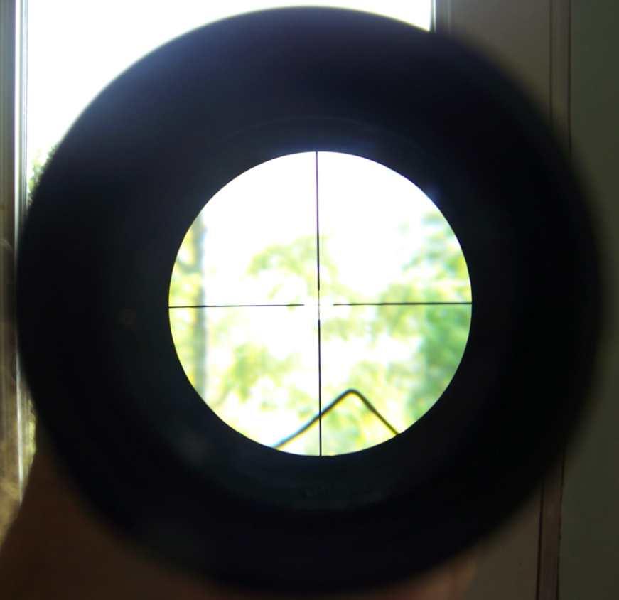 simmons boresighter scope instructions
