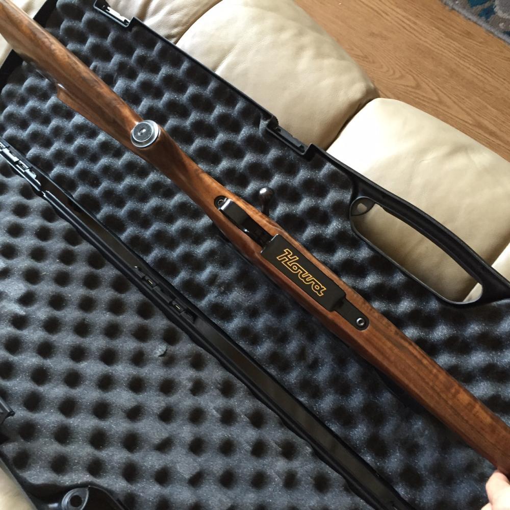 Howa 6 5x55 Swedish Mauser Custom Stock - The Optics Talk Forums